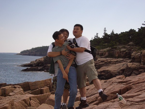 Acadia State Park 8/10/2004