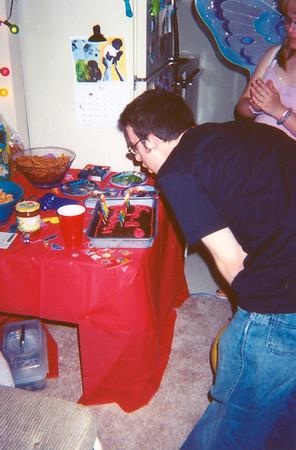 Adam's 21st Birthday