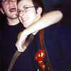 Dan, Adam, and a belt ...