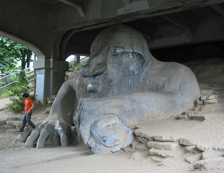 Fremont: the Troll