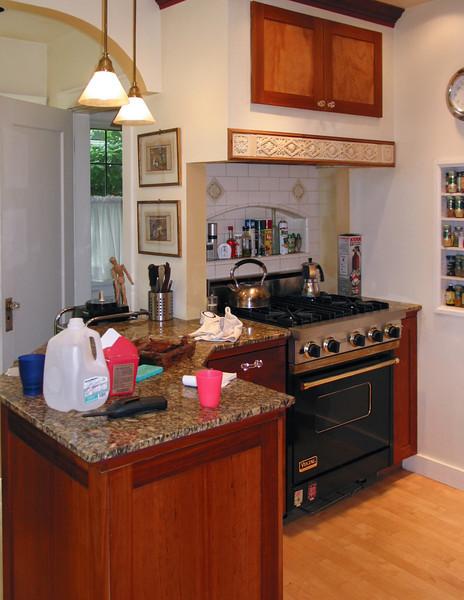 Ravenna house: kitchen