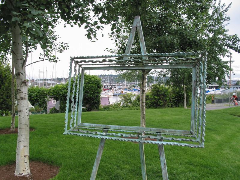 Fremont: a framed view
