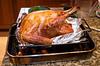 Thanksgiving Turkey - after