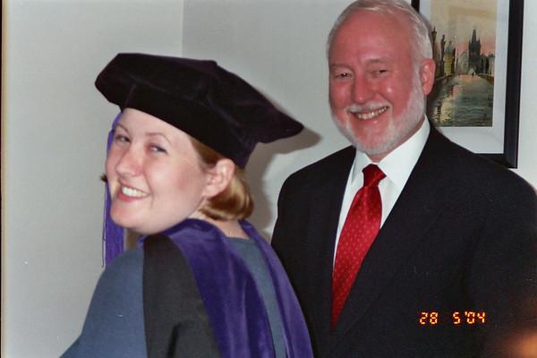 BC Law Grad Awards & Party - May 2004