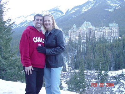 Banff Ski Trip - Feb '04
