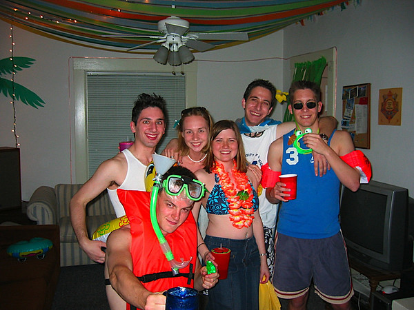 Beach Party (2004-04-17)