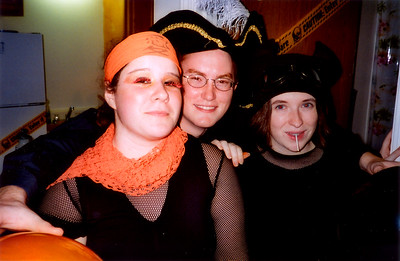 Billy's Halloween Party 2004
