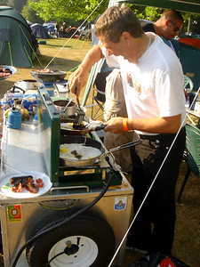 Bisley August 2004