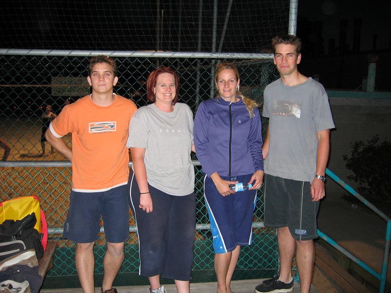 Beach 4's team at Salisbury Super-Sports