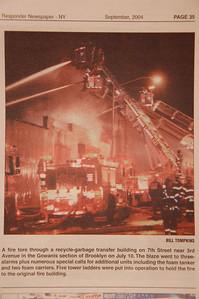 1st Responder Newspaper - September 2004
