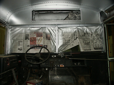 Building the Pantherfanz Bus
