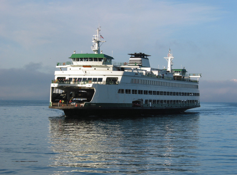 Ferry, Seattle