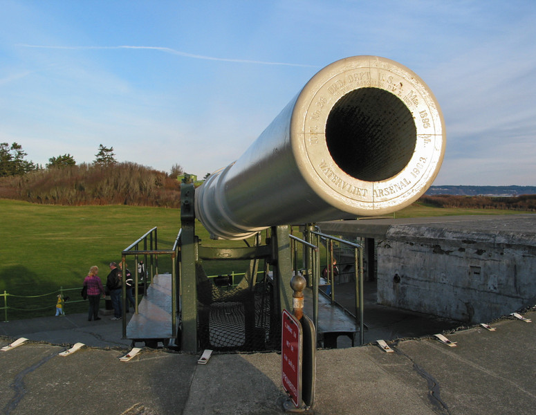 Fort Casey, Whidbey Island