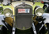 """Ford with an early """"bumper sticker"""" (The 18th amendment was Prohibition, passed in 1918, and repealed in 1933)"""