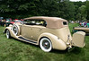 30's Packard Eight side view