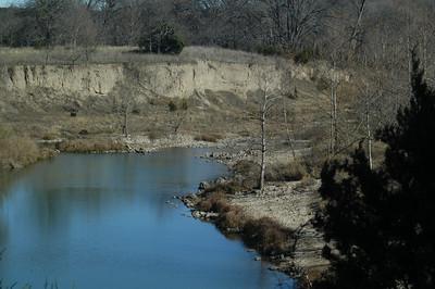 Chalk Ridge Falls Park