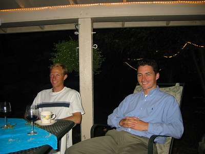 Chet Moyer In Town 2004 June