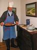 Grandpa Tor, paella chef