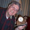 Papa & a Clock