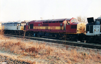 37040 at Wigan CRD 12/01/01.