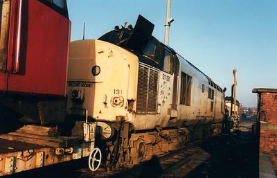 37131 at Wigan CRD 12/01/01.