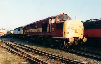 37298 at Wigan CRD 12/01/01.
