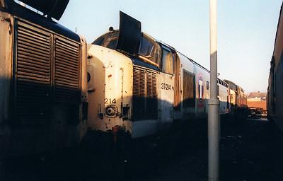 37214 at Wigan CRD 12/01/01.