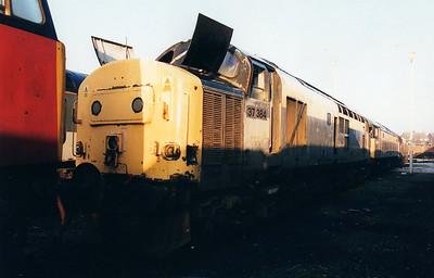 37384 at Wigan CRD 12/01/01.
