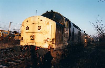 37162 at Wigan CRD 12/01/01.