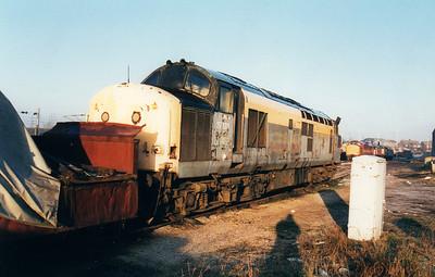 37133 at Wigan CRD 12/01/01.