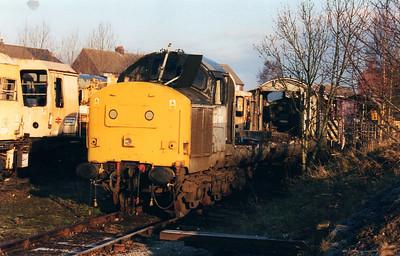 37191 at Wigan CRD 12/01/01.