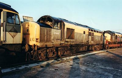 37140 at Wigan CRD  12/01/01.