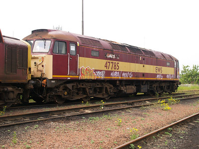 47785 at Motherwell TMD  12/06/07.