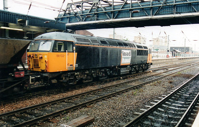 56102 passing Doncaster Station 03/08/00.