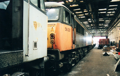 56021 at Immingham TMD  02/09/00.
