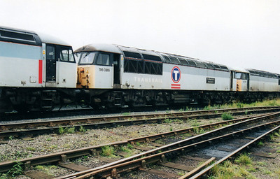56086 'The Magistrates Association' at Immingham TMD 02/09/00.