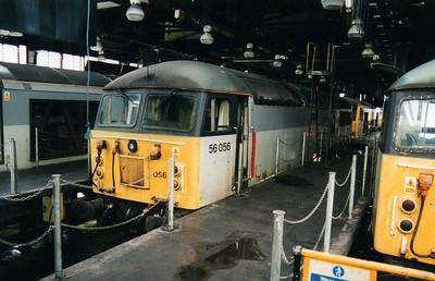 56056 at Immingham TMD 02/09/00.