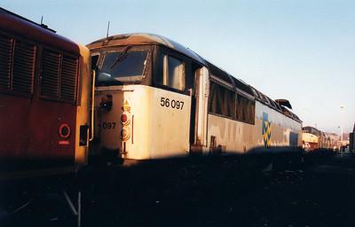 56097 at Wigan CRD  12/01/01.