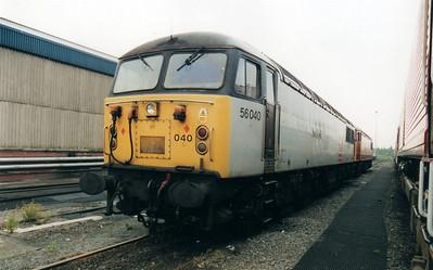 56040 at Immingham TMD  02/09/00.