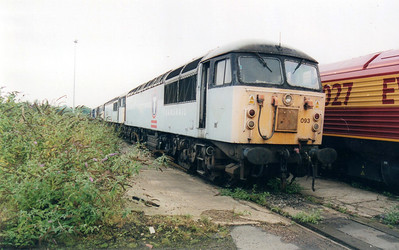 56093 at Doncaster Carr TMD  02/09/00.