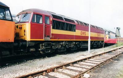 56018 at Immingham TMD  02/09/00.