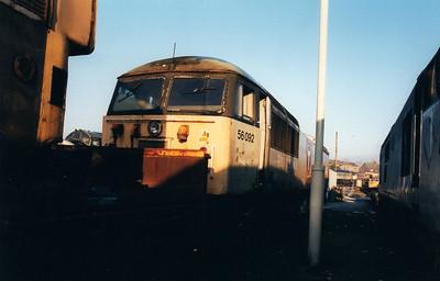 56092 at Wigan CRD  12/01/01.