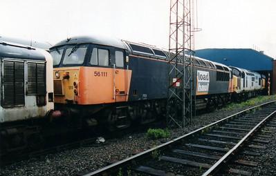 56111 at Immingham TMD  02/09/00.