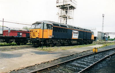 56102 at Immingham TMD  02/09/00.
