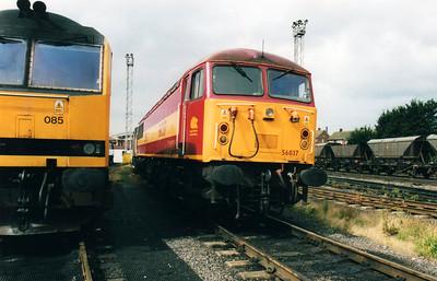 56037 at Knottingley TMD  02/09/00.