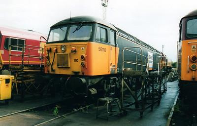 56110 at Knottingley TMD  02/09/00.