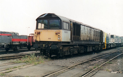 58015 at Doncaster Carr TMD  02/09/00.