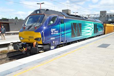 68005 'Defiant' 1540/6u77 Mountsorrell-Crewe  28/05/15.