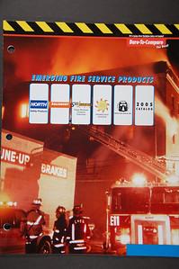 Emerging Fire Service Catalog 2005