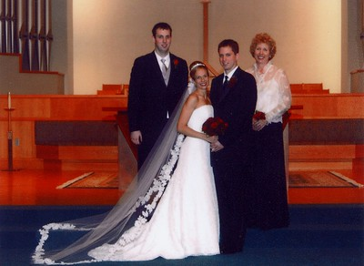 Collins Wedding 2004